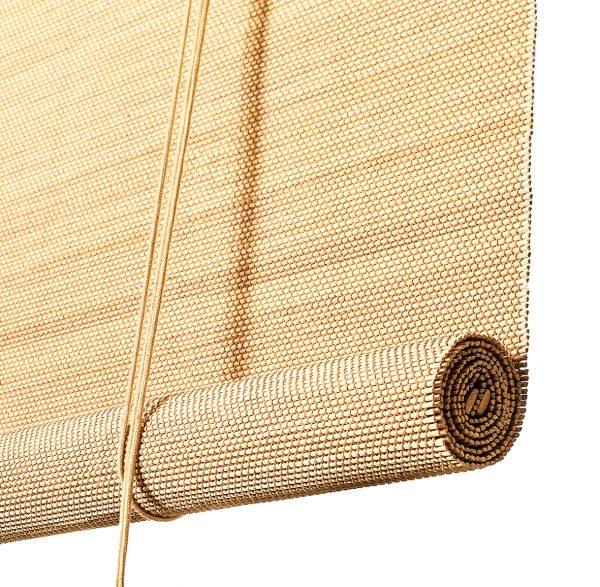 Bambus rullegardiner