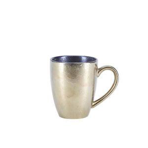 Farve: GuldMål: 11 cm.