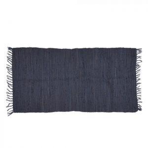 Farve: Mørk gråMål: 70x140 cm.