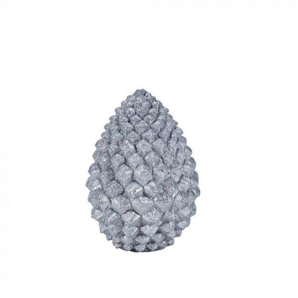 Farve: SølvMateriale: Polyres