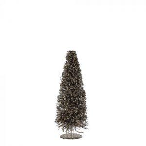 Farve: BronzeMål: 40 cm.
